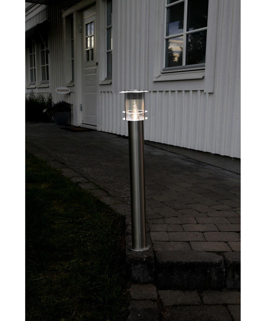 steel pole solar path light 78cm Sale - solar lighting