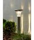 Silver-tone solar path light 51cm Sale - solar lighting Sale