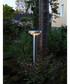 Silver-tone solar flat path light 45cm Sale - solar lighting Sale