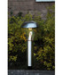 Silver-tone solar path light 36cm Sale - solar lighting Sale