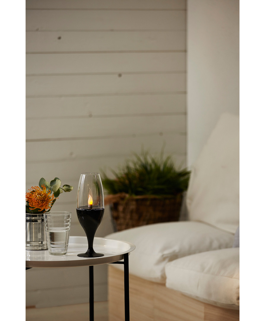 3-in-1 black bedside solar lamp  Sale - solar lighting