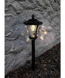 Solar energy garden lantern