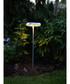 White solar flat path light 51cm Sale - solar lighting Sale
