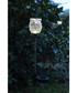 glass owl solar lamp Sale - solar lighting Sale