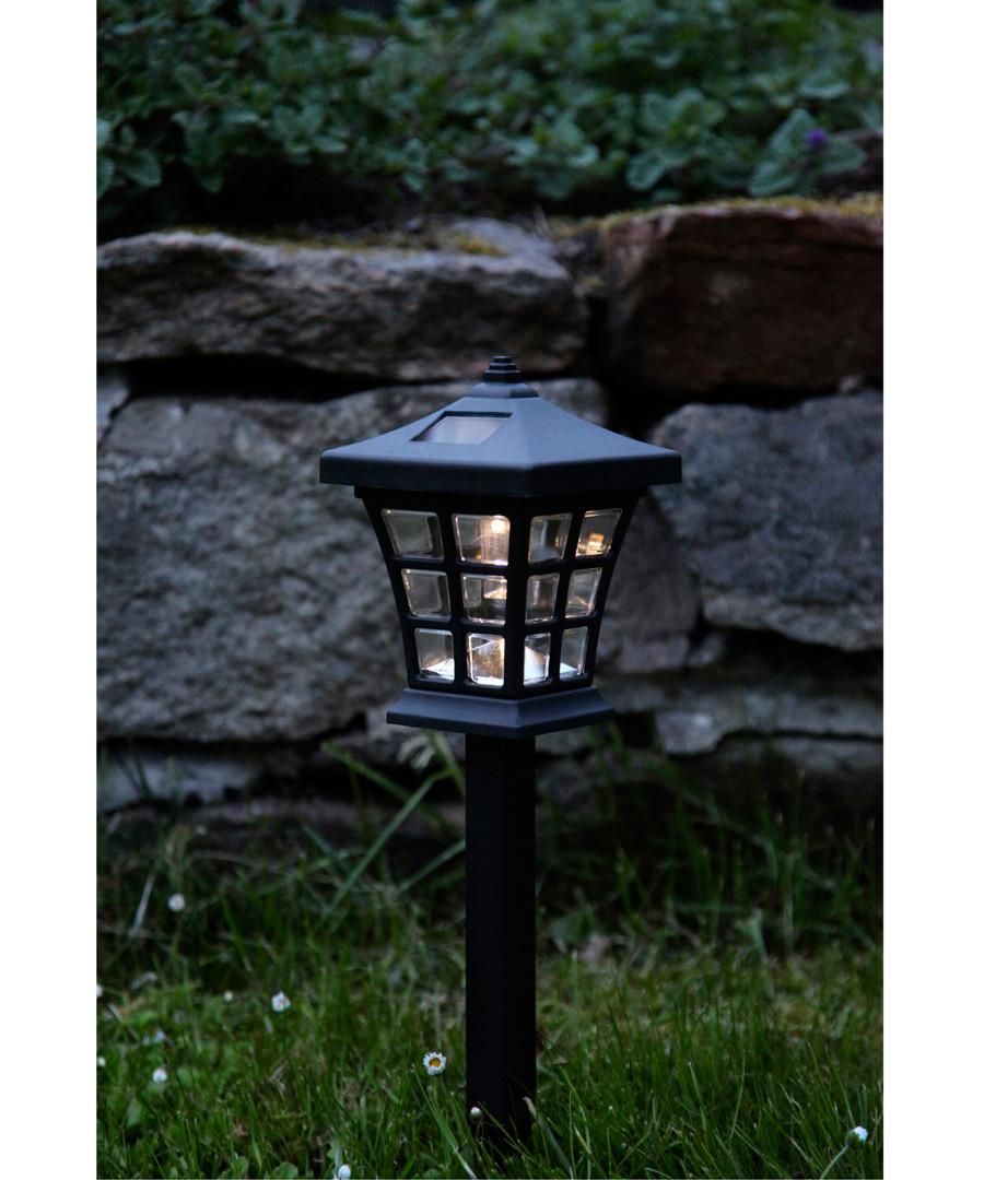 2pc solar energy lantern path lights Sale - solar lighting