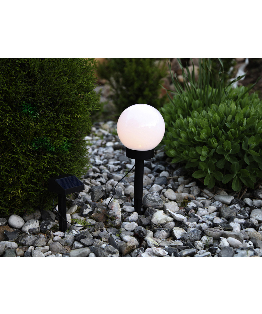 Solar energy round garden globe light Sale - solar lighting