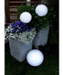 Solar energy round garden globe light Sale - solar lighting Sale