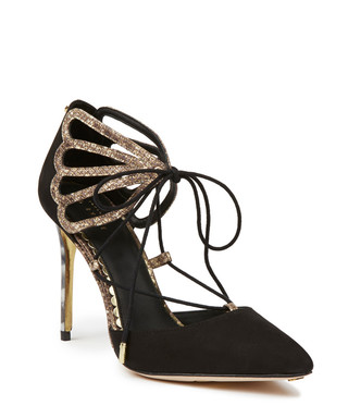 a3be42c6ace8c0 Ted Baker. Women s Mallai black suede heels