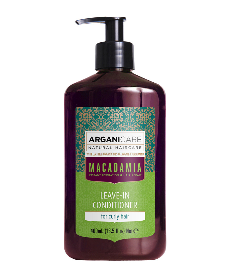 Leave-in curly hair conditioner Sale - arganicare