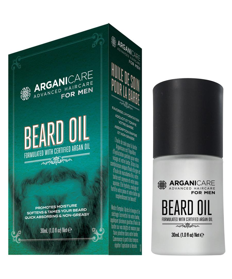 Argan & Macadamia beard oil Sale - arganicare