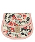 Monoaco pink & cream floral cross body bag Sale - ruby shoo Sale