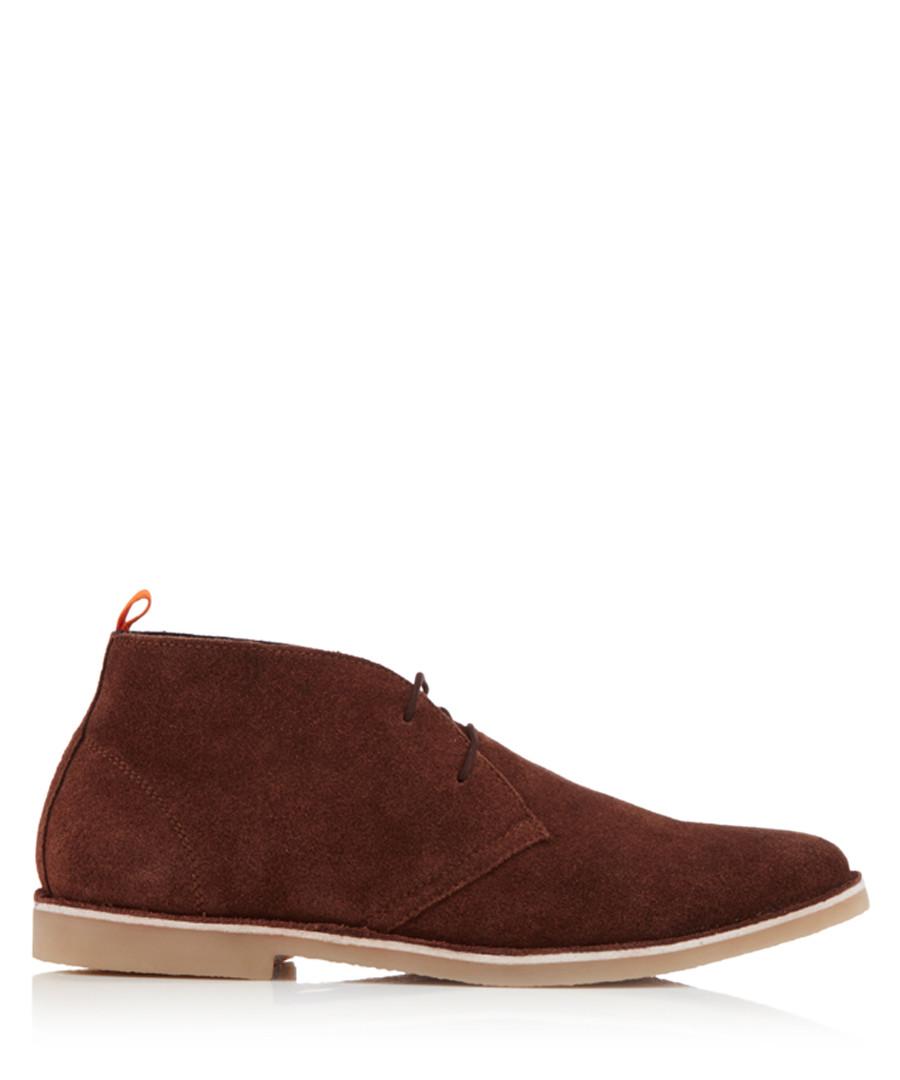 Maltby brown suede desert boots Sale - KG Kurt Geiger