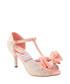 Sugar & Spice baby pink T bar heels Sale - joe browns Sale