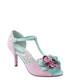 All Things Nice pink & mint T bar heels Sale - joe browns Sale