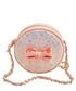 Sugar & Spice peach glitter crossbody Sale - joe browns Sale