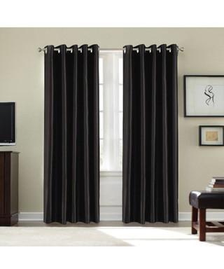 Black Blackout Curtains 66 X 54 Sale