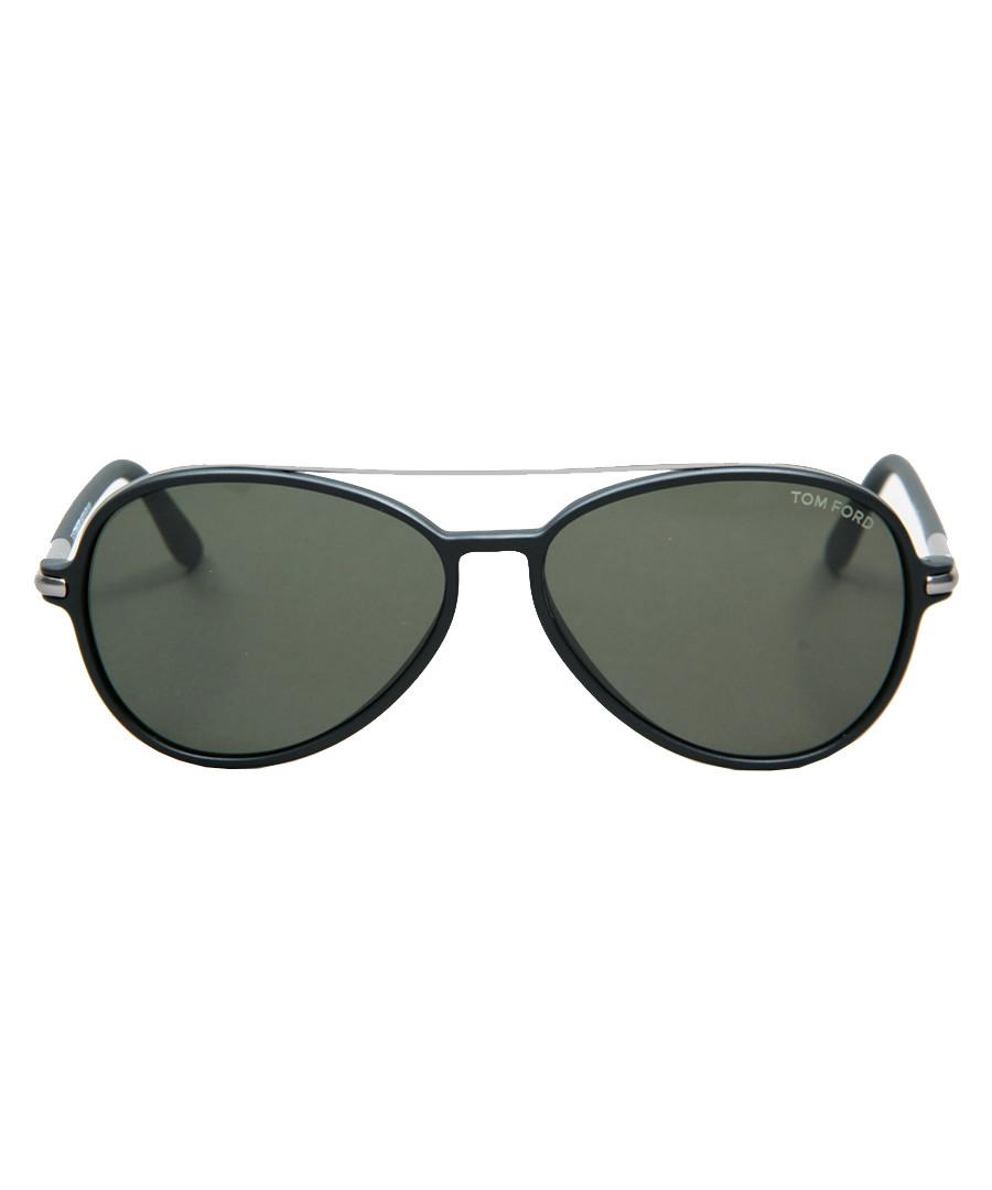 Ramone black & green sunglasses  Sale - tom ford