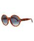 Juliet bright havana & blue sunglasses Sale - tom ford Sale