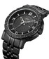 Vault black steel diamond watch  Sale - jbw Sale