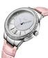 Camille silver-tone & pink diamond watch Sale - JBW Sale