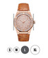 Apollo 18k rose gold-plated watch Sale - jbw Sale