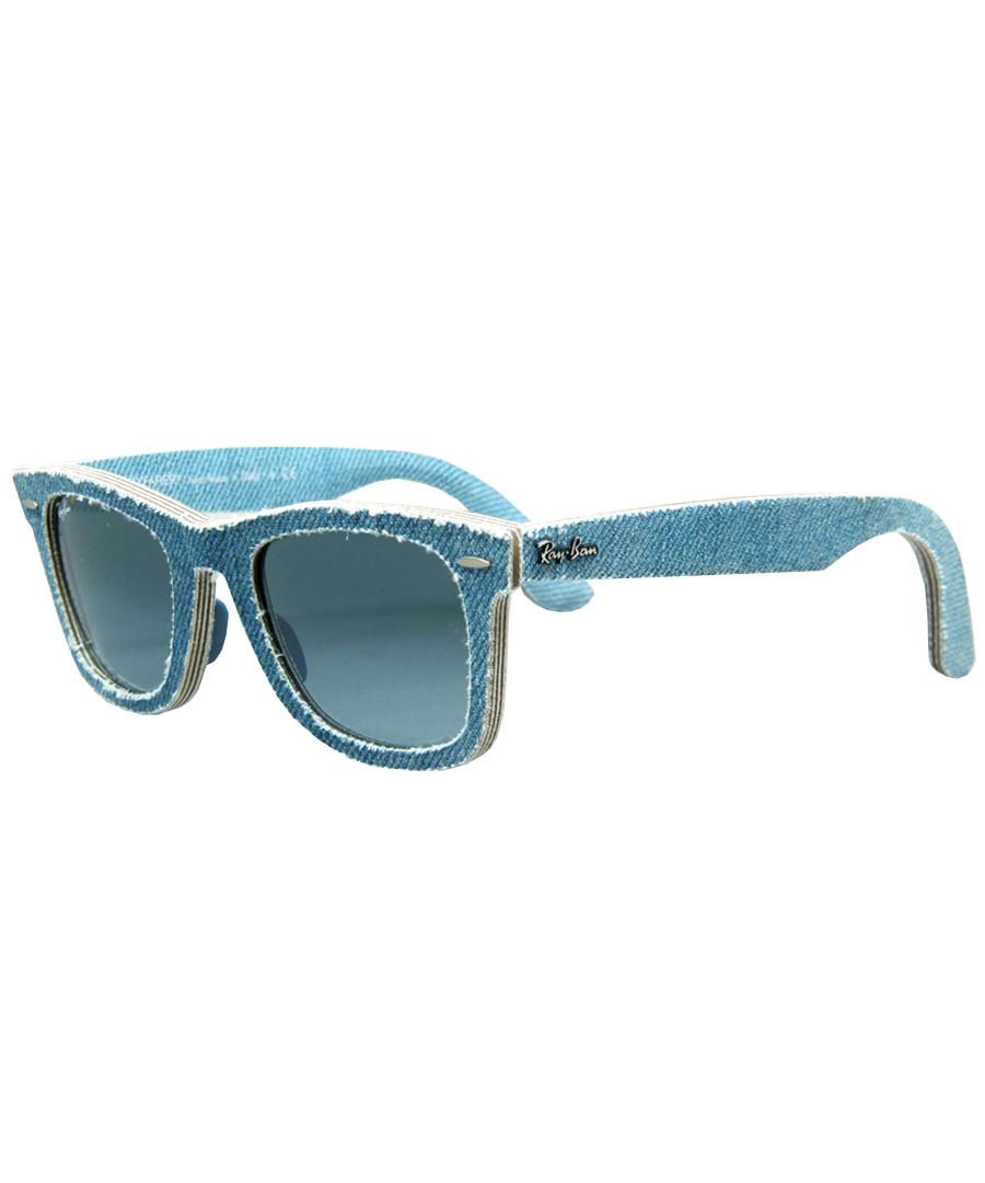 af8b939fa9a Original Wayfarer denim blue sunglasses Sale - Ray-Ban