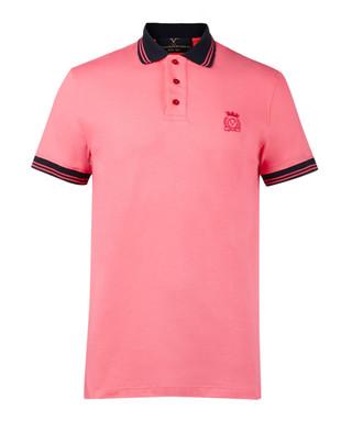 109f5c51 Coral pure cotton polo shirt Sale - VERSACE 1969 ABBIGLIAMENTO SPORTIVO SRL  Sale