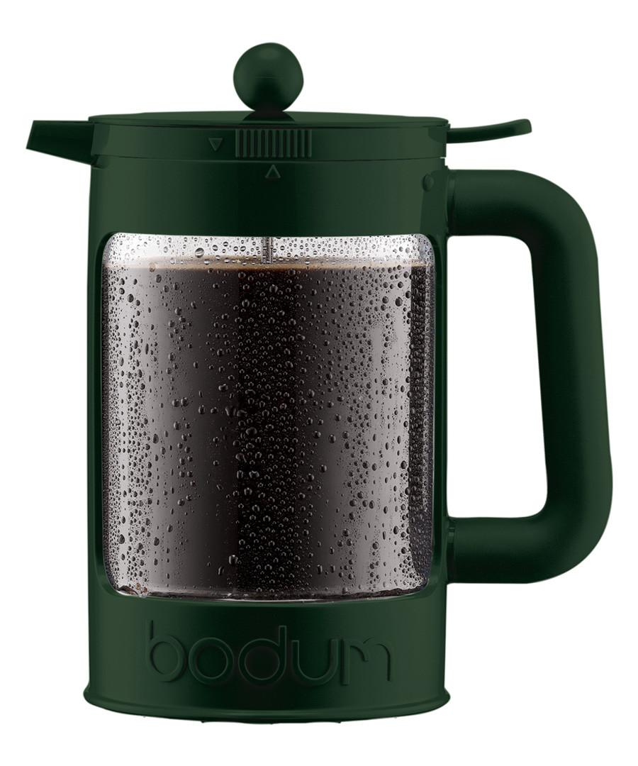 Dark green ice coffee maker 1.5L Sale - Bodum