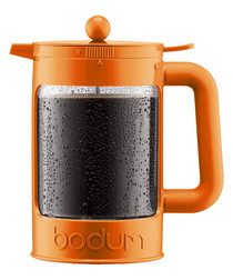 Orange ice coffee maker 1.5L