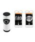 White & black fish-eye lens home camera Sale - IP Camera Sale