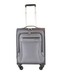 Windsor graphite spinner suitcase 55cm
