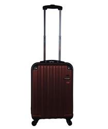 Belgravia rust spinner suitcase 53cm