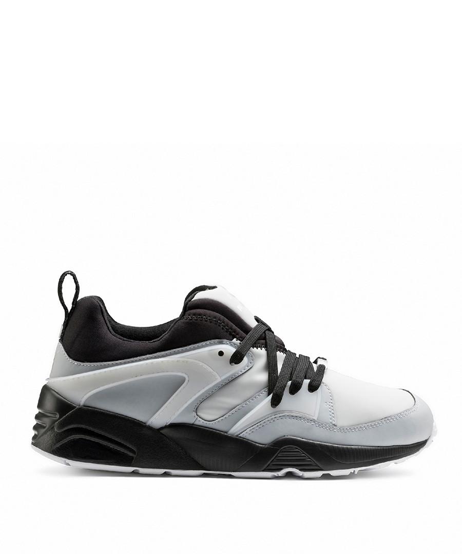 Blaze of Glory black leather sneakers Sale - puma