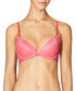 Lace pink contour plunge bra Sale - stella mccartney Sale