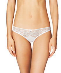 Ophelia Whistling vanilla lace briefs