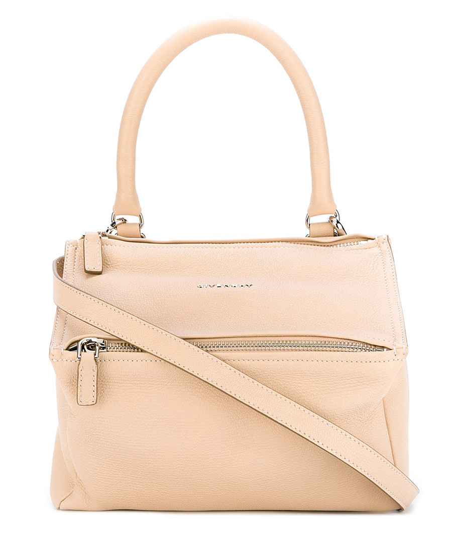 Pandora Small nude leather cross body  Sale - givenchy
