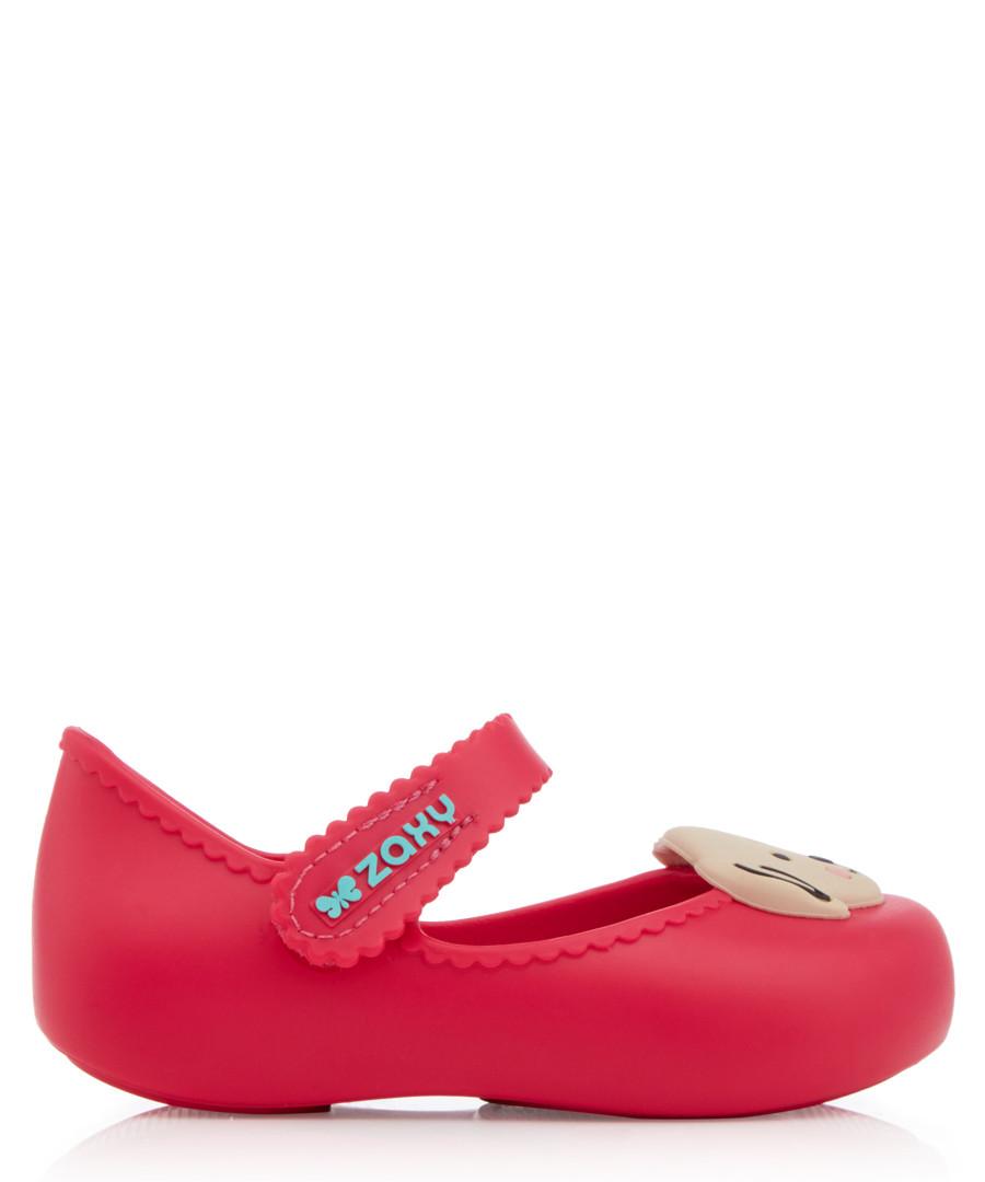 Kids' Pets pink & beige shoes  Sale - zaxy