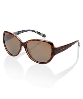 65092f7f7b4 Shay tortoiseshell   floral sunglasses Sale - Ted Baker Sale