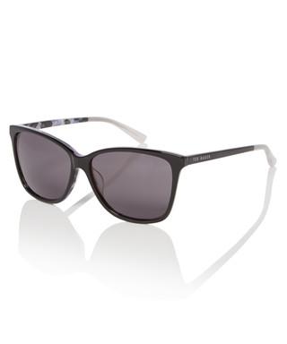 ecd54aefa38 Dakota black   lilac sunglasses Sale - Ted Baker Sale