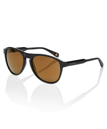 Farrell black & brown sunglasses