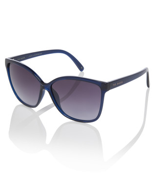 272d7eb89e5 Kiara navy   purple sunglasses Sale - Ted Baker Sale