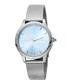 Blue & steel mesh watch Sale - JUST CAVALLI Sale