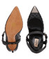 Mary Jane black leather studded heels Sale - valentino Sale