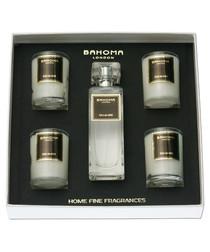 5pc Eau de Mer candles & spray set