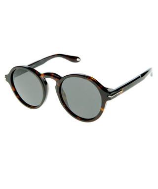 a942cfcf92 Dark tortoiseshell round sunglasses Sale - Givenchy Sale