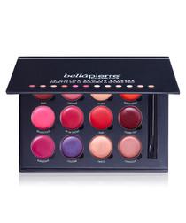 Pro 12 colour lip palette