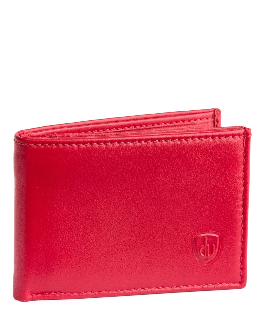 35b1f59277f1 Discount DV Small Size mens Wallet in Genuine Leather with Coin ...