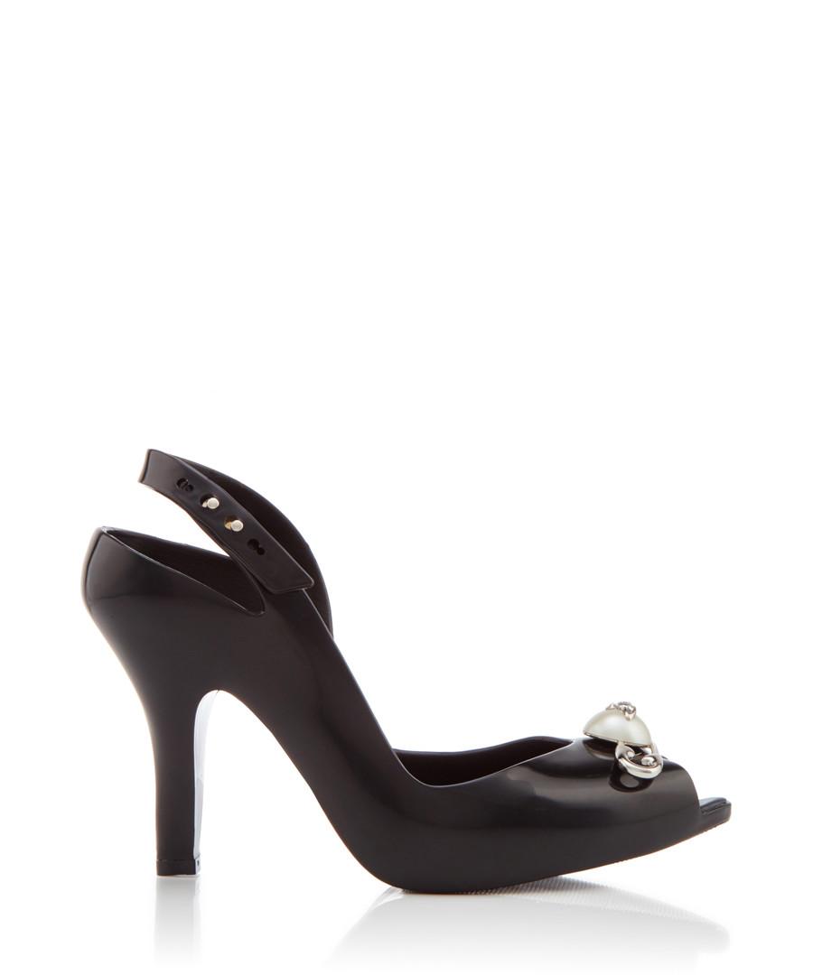 Lady Dragon black pin heels Sale - melissa shoes