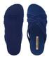 Salinas Cosmic navy strap sandals Sale - melissa shoes Sale