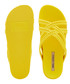 Salinas Cosmic yellow braided sandals Sale - melissa shoes Sale